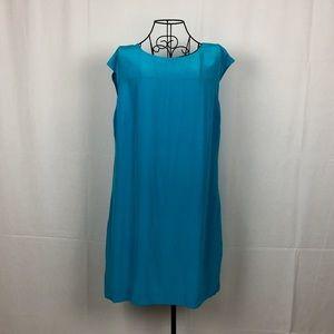 Cynthia Rowley NWT silk sheath dress 12